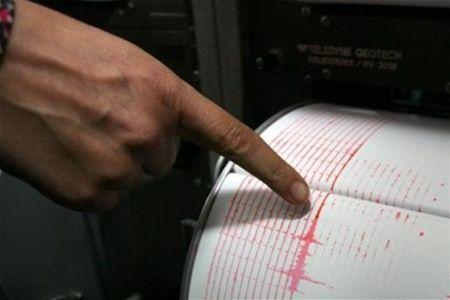 Магнитуда землетрясения составила 5,6 балла