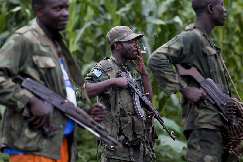 Армия громит повстанцев, а страдают мирные жители