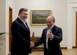 Владимир Путин будет среди президентов, которые приедут к Виктору Януковичу