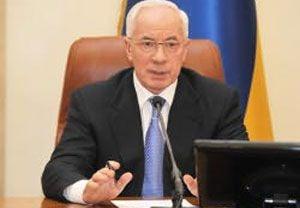 Азаров предупредил украинцев: стране грозит потоп
