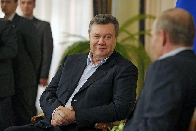 Янукович уже озвучивал свое предложение Путину