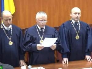 Под решением ВАСУ подписались все судьи коллегии