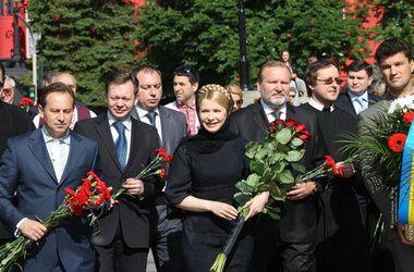 Тимошенко уверена, что мир спасут украинки
