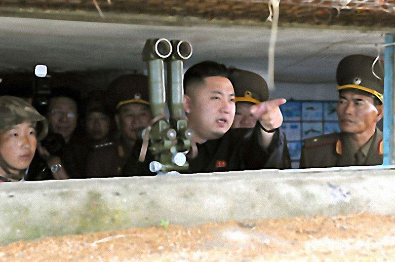 КНДР дорисовала катера для демонстрации мощи флота