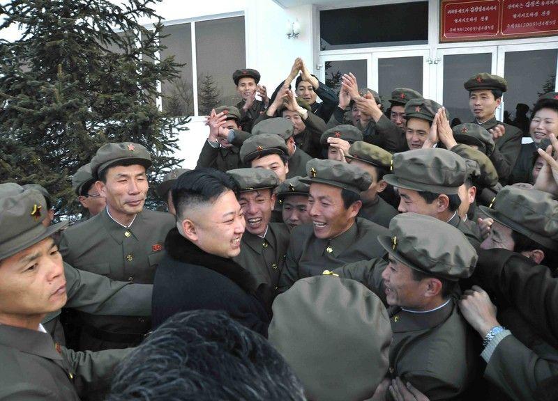 Китай подтянул войска к границе с КНДР
