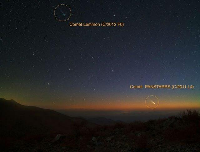 К Земле приблизилась яркая комета: вернется только через 100 тысяч лет