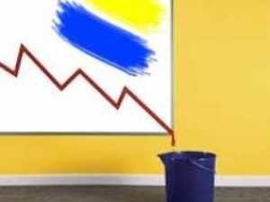 Украинской экономике предрекают ускорение падения