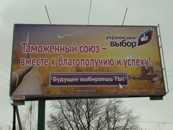 Вступление в ТС вызвало серьезную полемику в Украине