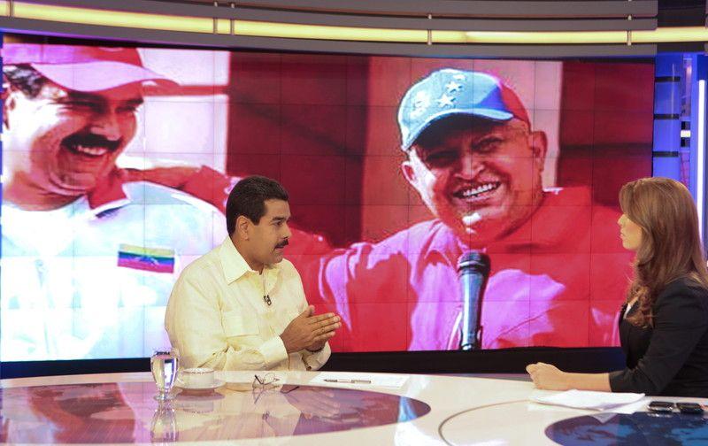 Мадуро хочет найти убийц Чавеса