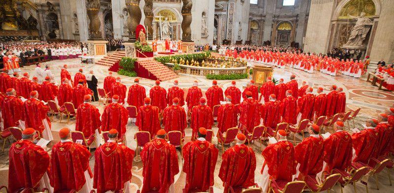 Кардиналы будут голосовать четыре раза в день