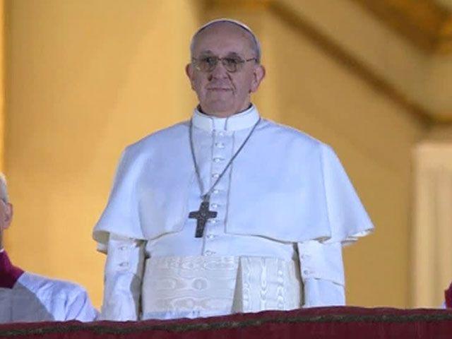 Новый Папа Римский - Франциск I