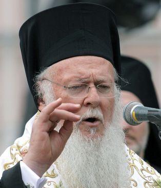 """Вселенского патриарха могут завалить """"спамом"""" из Украины"""