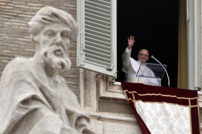 Франциск зарекомендовал себя на редкость экономным Папой