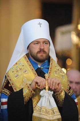 Иларион предположил, что президент Украины - греко-католик