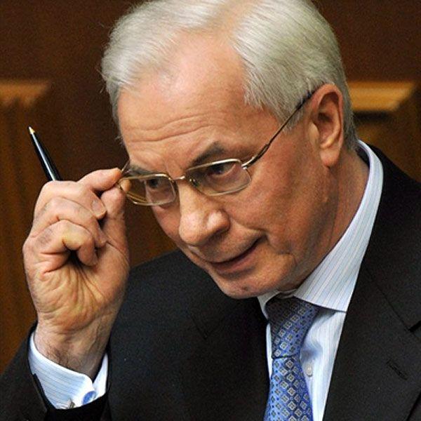 Азаров порадовался, что депутаты голосовали на Банковой