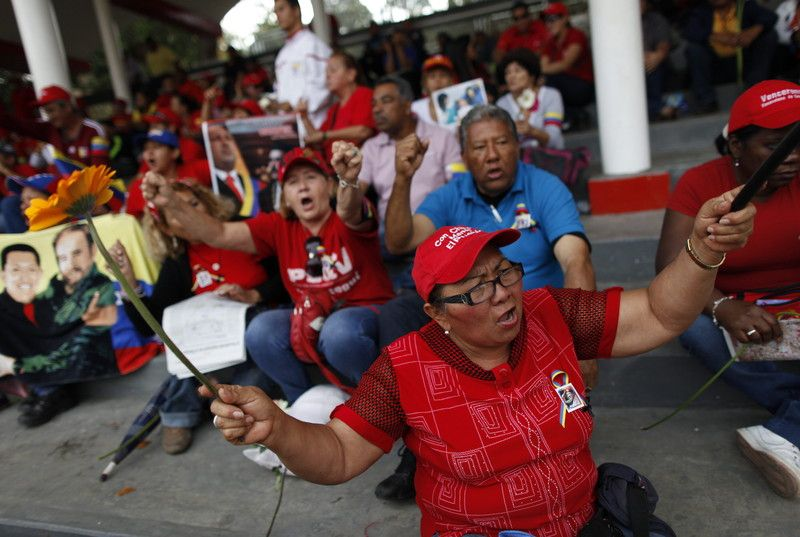 Выборы президента Венесуэлы назначены на 14 апреля