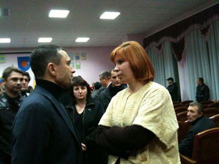 На 94-м округе могут вновь схлестнуться оппозиционер Романюк и регионалка Засуха