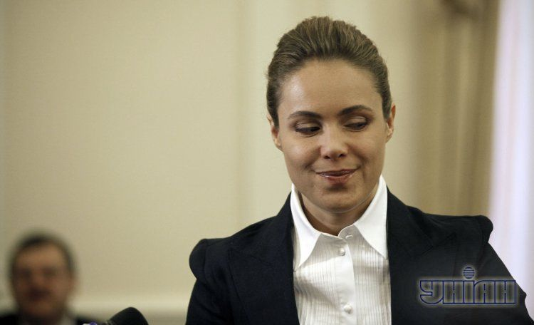 Наталья Королевская хочет выучить украинский