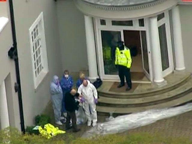 Полиция не нашла в доме олигарха подозрительных веществ