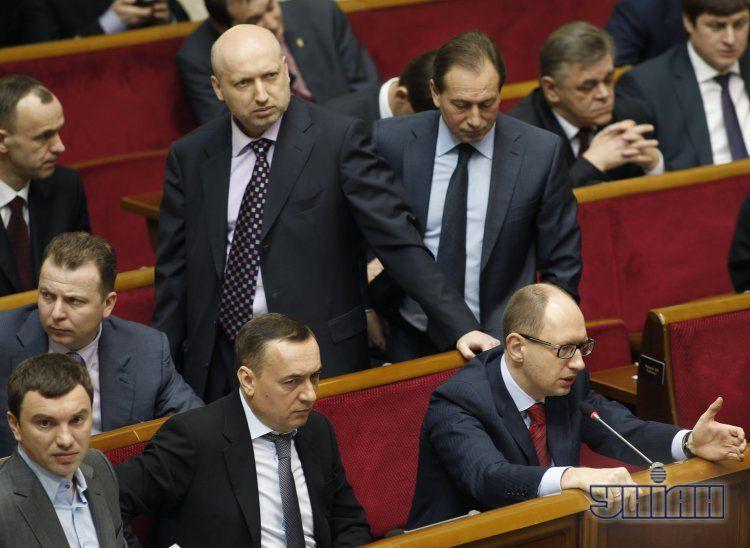 Оппозиция ждет киевлян 2 апреля возле Рады
