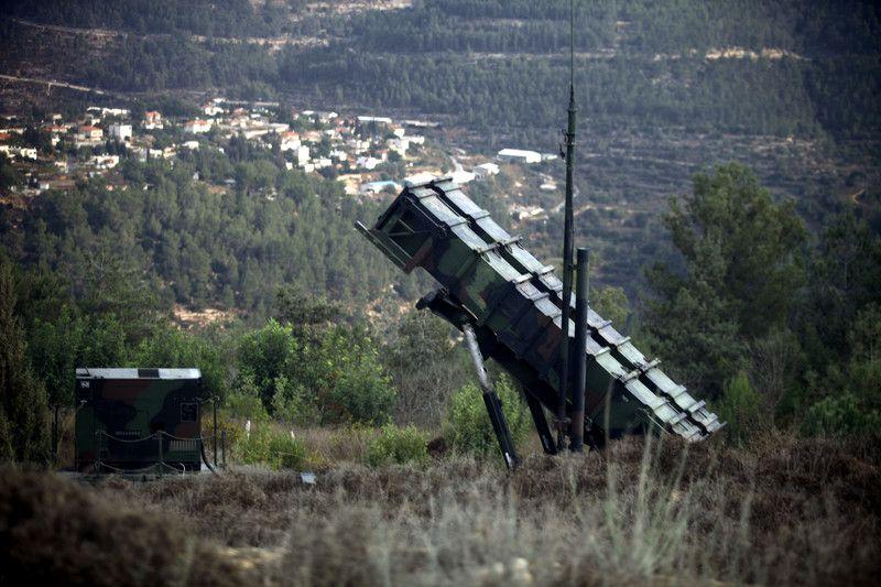Израиль нанес ракетный удар по Сирии
