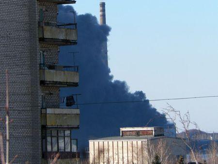 Число пострадавших от пожара на Углегорской ТЭС возросло до шести человек