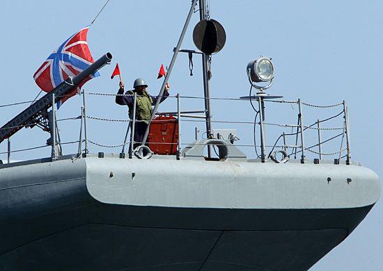 Огрызко считает, что Черноморский флот нужно выгнать из Севастополя в Новороссийск