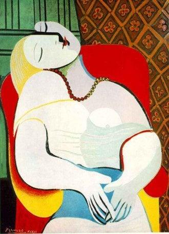 "Пикассо ""Мечта"""
