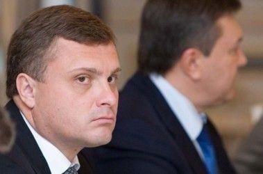 Сергей Левочкин и Виктор Янукович