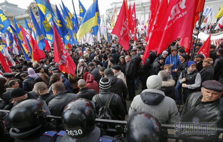 Новый митинг оппозиции назначен на 7 апреля