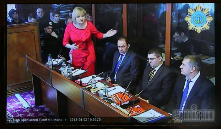 Защита Луценко обжалует в Европе решение Высшего спецсуда