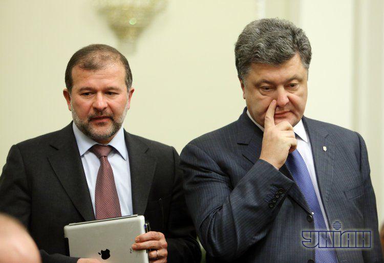 Виктор Балога уступил свою квоту Петру Порошенко
