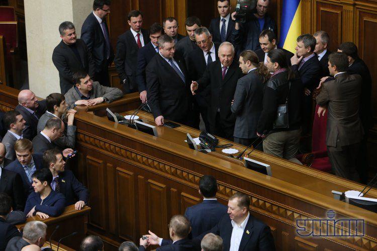 Депутаты пояснили, почему покинули оппозицию