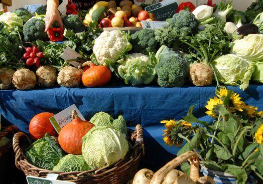 Приготовление овощей на гриле — Все корнеплоды