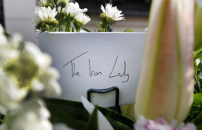 Цветы в память о