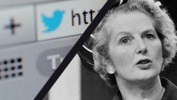 Интернет прощается с Тэтчер
