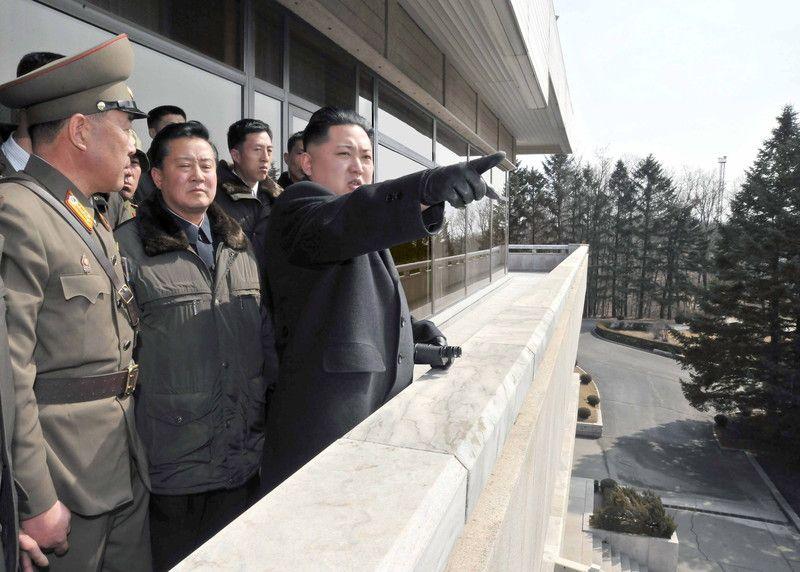 КНДР предъявила ультиматум Южной Корее