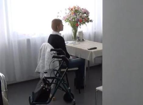 Тимошенко уверяет, что не может ходить