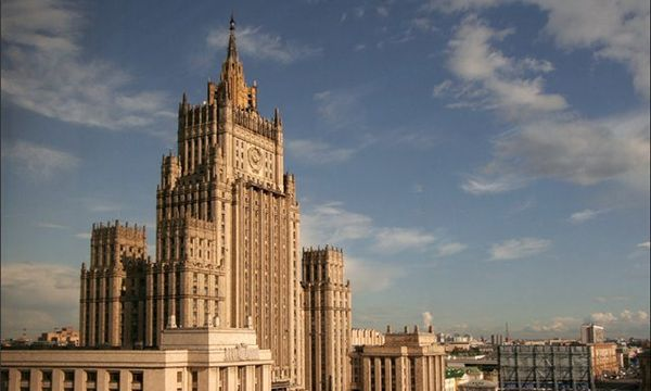МИД РФ передал ноту послу Великобритании в Москве