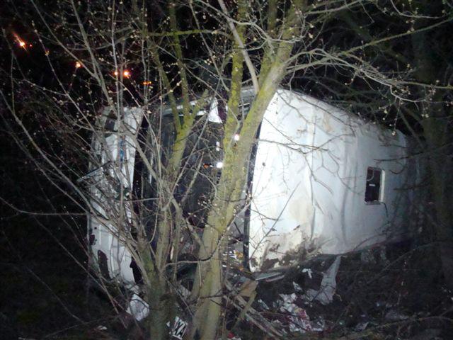 В ДТП пострадали 14 человек