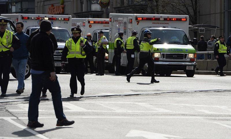 Число жертв теракта в Бостоне возросло до 183 человек