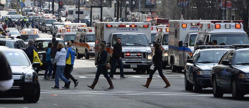 Полиция крупных городов США переведена на особый режим службы