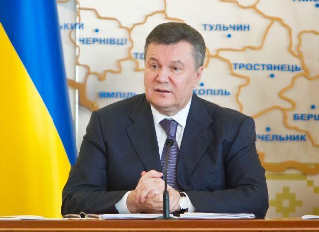 Президент рассказал о европейских амбициях УКраины