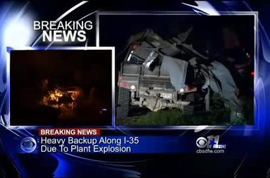 Взрыв в Техасе - основная тема новостей в США