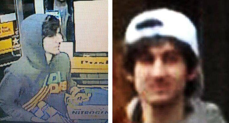 ФБР обнародовало новые фото разыскиваемого преступника