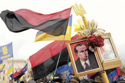 Украина просит не называть бандеровцев нацистами