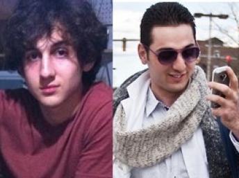 Братья Царнаевы - Джохар и Тамерлан