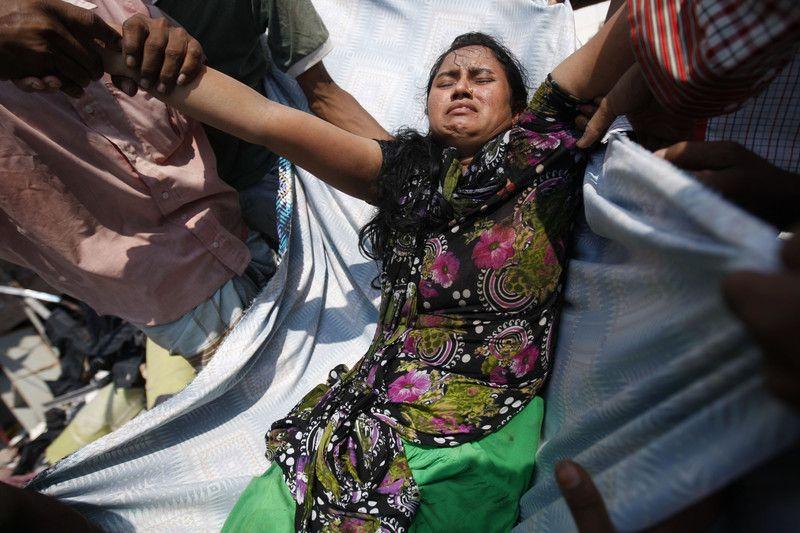 В Бангладеш возросло число жертв на фабрике