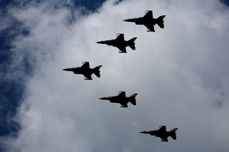 ВВС Израиля, иллюстрация