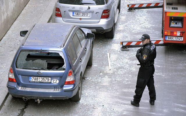 От взрыва в Праге пострадали 55 человек